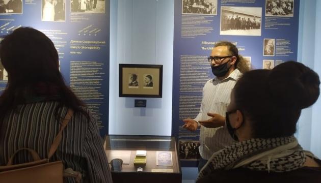 У Музеї української діаспори відкрили нову постійну експозицію