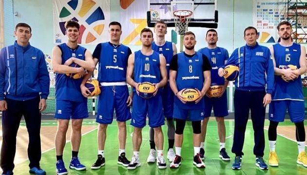 Збірна України з баскетболу 3х3 стартує в олімпійській кваліфікації