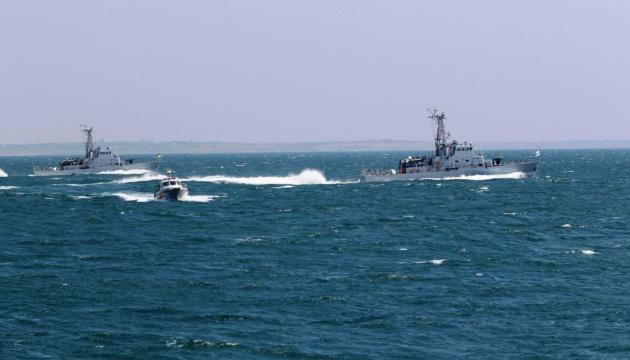 У ВМС до кінця року сформують дивізіон з швидкохідних патрульних катерів типу Island