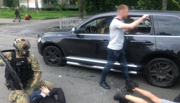 У Києві провели спецоперацію зі звільнення викраденої жінки