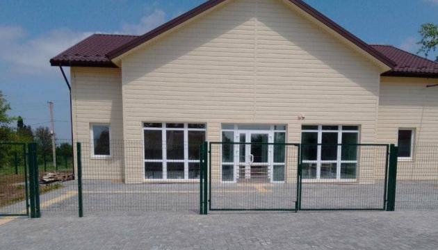 На Миколаївщині звели нову амбулаторію — фото