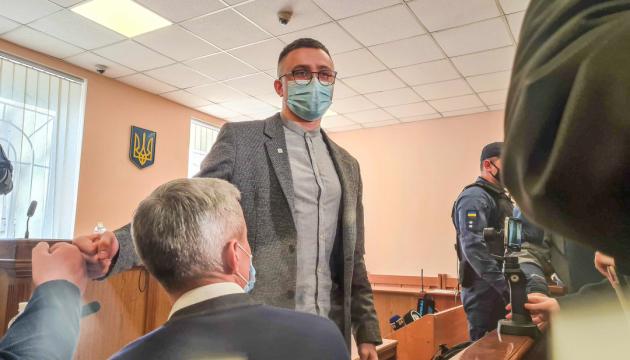El activista Sternenko absuelto de cargos de robo