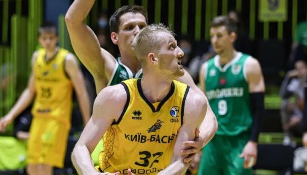 Плей-офф Суперлиги: «Киев-Баскет» во второй раз обыграл «Запорожье»