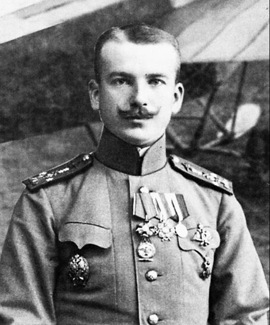 Петро Нестеров