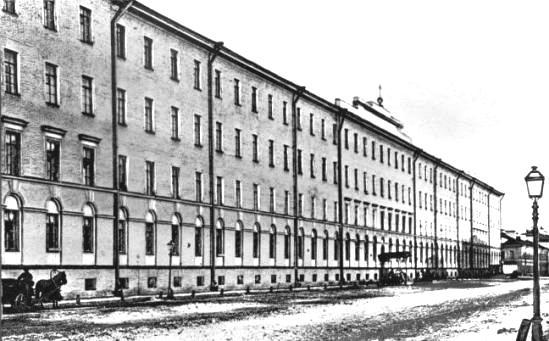 Павлівського військового училища в Санкт-Петербурзі,