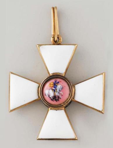 орден Святого Георгія 3-го ступеня