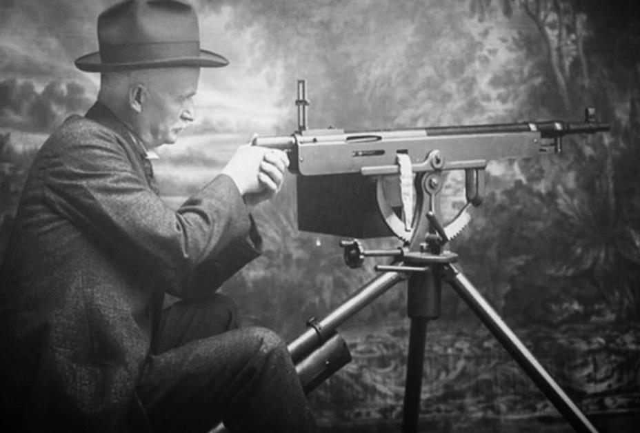 "Кулемет ""Кольт-Браунінг M1895"" калібру 7 мм"