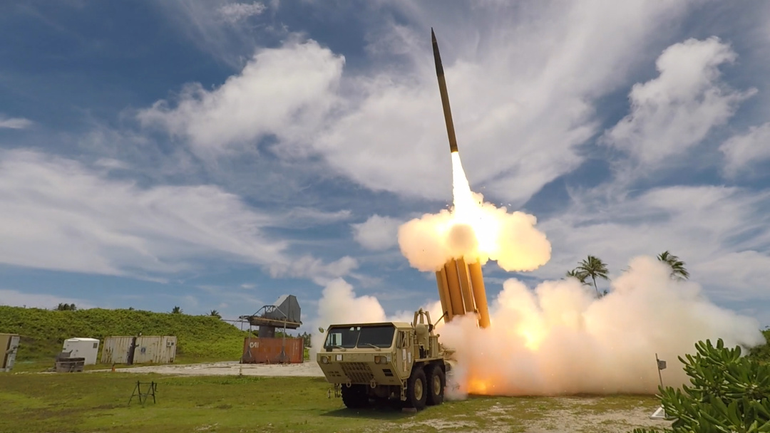 THAAD / Фото: Missile Defense Agency