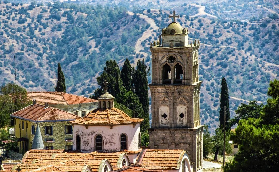 Кіккський монастир / Фото: Dimitris Vetsikas, Pixabay