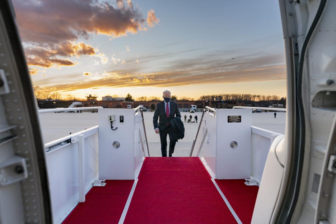 写真:Official White House