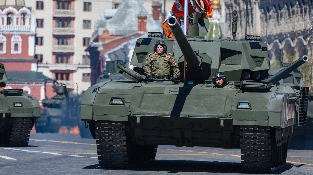 Т-14 Armata main battle tank