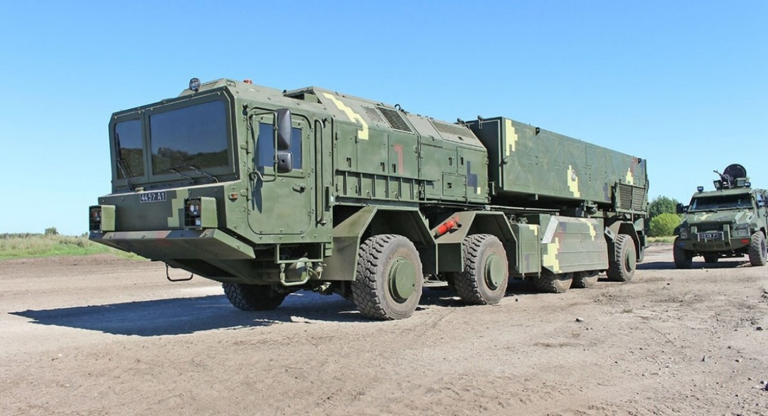Sapsan multifunctional missile system / Photo: Defense Express