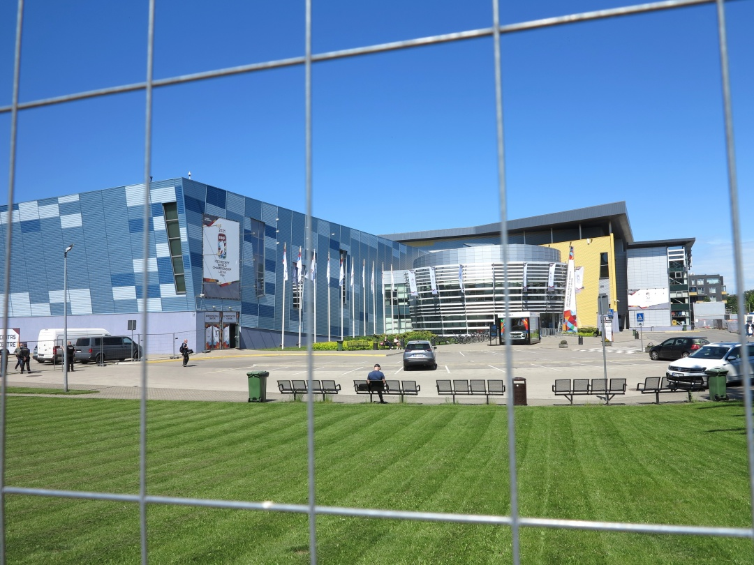Стадион карантинного чемпионата