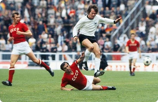 Фінал 1972 року. На вістрі атак Герд Мюллер
