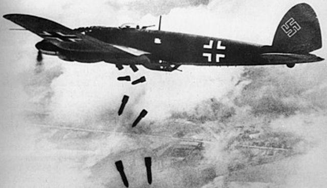 В войне против Франции и Британии на протяжении 1940 и 1941 годов немецкая армия испоьзовала стратегические ресурсы СССР