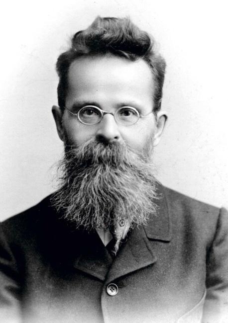 Микола Морозов