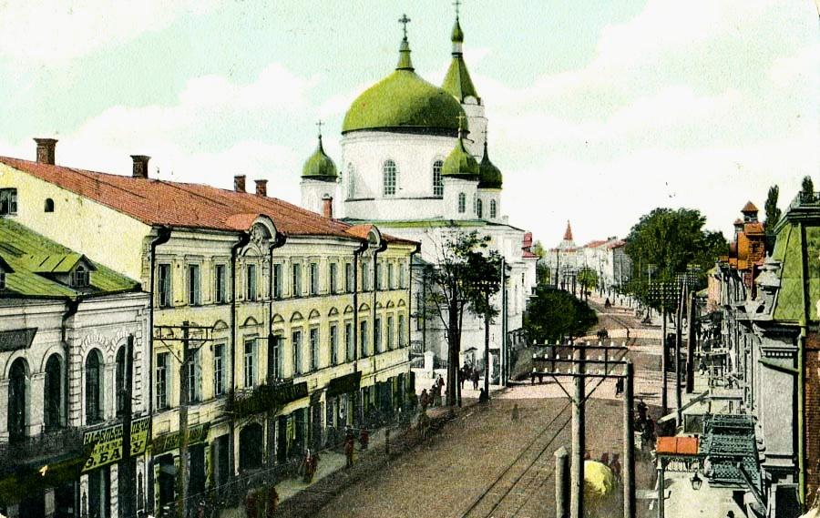 вулиця Київська, Житомир