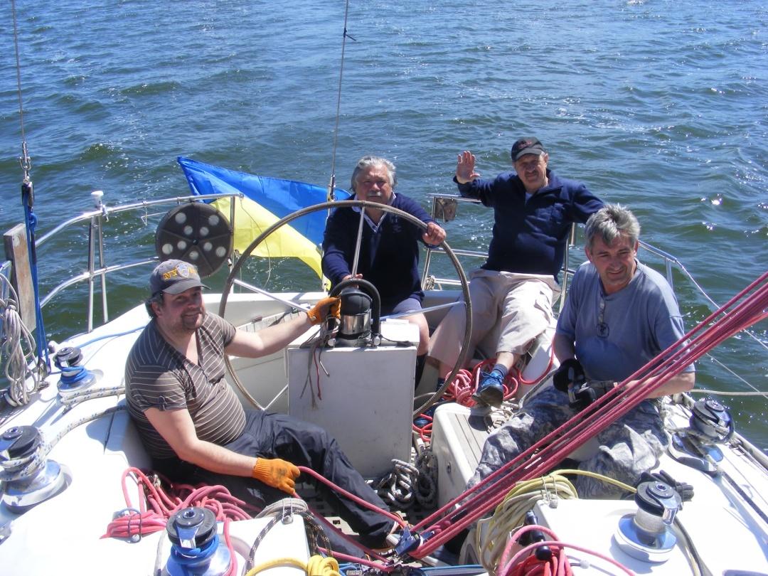 У круїз під вітрилами: в Миколаєві все популярніший туристичний яхтинг (ФОТО)