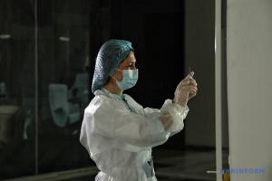 Вакцинація в Україні: з часу введення «жовтої» зони перших доз побільшало на 25%