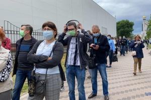 Ucrania informa 1.274 nuevos casos de coronavirus