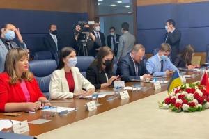 Украинская и турецкая делегации в ПАСЕ обсудили в Анкаре «крымский» вопрос