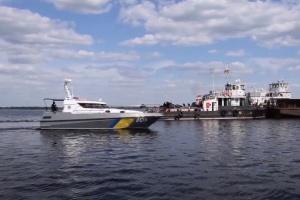 L'Ukraine surveille les navires qui traversent la frontière avec le Bélarus