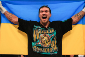 Joshua-Usyk fight to take place in London
