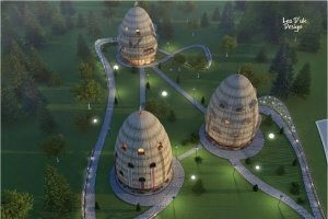 На Свитязе предлагают построить бунгало на воде и дома-ульи