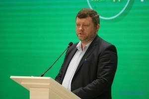 Рада может принять в первом чтении законопроект об олигархах до конца сессии - Корниенко