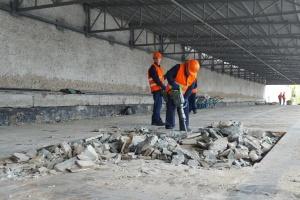 На Хортиці розпочалася реконструкція Музею історії запорозького козацтва