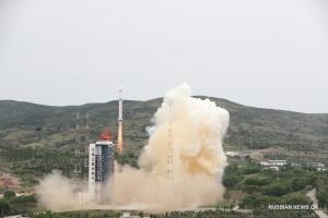 Китай запустив у космос одразу чотири супутники
