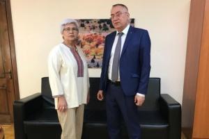 У провідному культурному закладі Киргизстану може з'явитися україномовний аудіогід