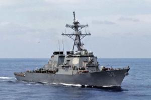 US-Kriegschiff USS Laboon ins Schwarze Meer eingelaufen
