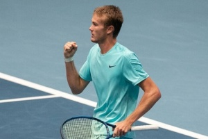 Українець Сачко виграв парний турнір ATP Challenger Tour в Алмати