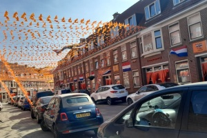 У Нідерландах готуються до матчу з Україною: помаранчеві вулиці та футбольна символіка