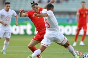 Швейцария и Уэльс сыграли вничью на футбольном Евро-2020