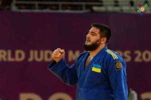 Украинец Хаммо стал бронзовым призером чемпионата мира по дзюдо