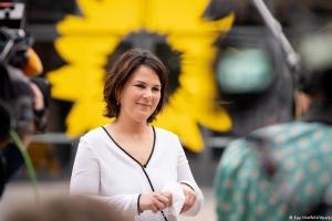 «Зелені» висунули Анналену Бербок на посаду канцлера Ніччини