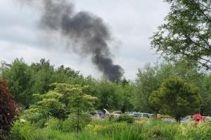 Поблизу французького Ліля розбився легкомоторний літак - є загиблі