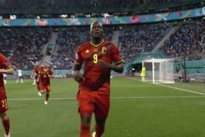 Бельгія розгромила Росію в матчі футбольного Євро-2020