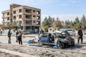 У Кабулі підірвали два автобуси: семеро загиблих