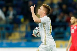 Віктор Циганков не зіграє проти Нідерландів