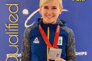 Українка Серьогіна здобула олімпійську ліцензію з карате