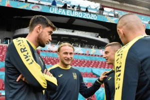 Циганков, Безус і Судаков не потрапили в заявку на матч проти Нідерландів