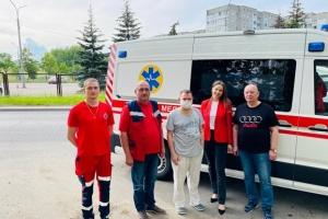 Украина вернула уже пять пациентов, проходивших лечение в Беларуси