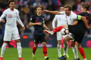 Футболісти Англії перемогли збірну Хорватії на Євро-2020