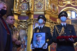 В Киеве попрощались с Орестом Васкулом - воином ОУН и узником советских лагерей