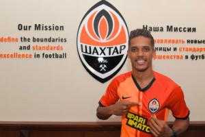 Офіційно: бразилець Педріньйо став футболістом «Шахтаря»