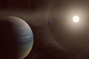 Дві гігантські екзопланети виявили біля зірки, схожої на Сонце