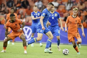 Нидерланды - Украина. Текстовая трансляция матча Евро-2020